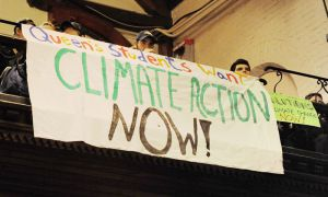 According to renewable energy expert Joshua Pierce, Queen's must be carbon neutral by 2050.