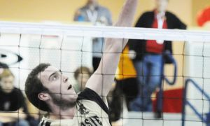 The AUS-champion Dalhousie Tigers fell in the first round of the men's volleyball national championship earlier this month at the ARC.
