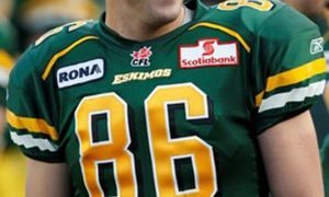 Brad Smith played for the Edmonton Eskimos before being cast as Canada's first Bachelor.