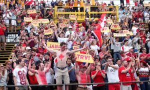 7'521 fans attended the June 9 rugby test match at Richardson Stadium.
