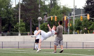 Many students looking to play intramurals last year ended up on waitlists, according to Duane Parliament, the Intramural Coordinator at Athletics and Recreation.