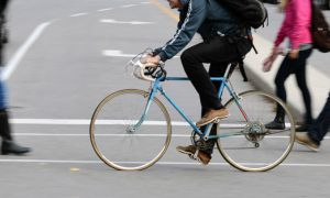 Bike Stations could be established downtown and near Queen's, St. Lawrence College and Royal Military College campuses.