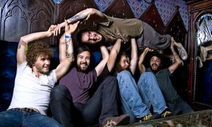 Progressive metal band Protest the Hero has had the same lineup since the group first got together in 1999.