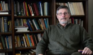 Current University Chaplain Brian Yealland will retire in June.