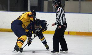 Queen's raced to a 5-1 win over the Windsor Lancers last Saturday.