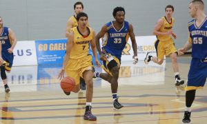 Rookie guard Sukhpreet Singh paced the Gaels with 23 points and seven assists on Saturday against Toronto.