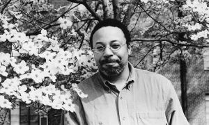 Alumnus George Elliott Clarke credits his late dissertation supervisor John Matthews for helping him finish his paper in just one short month.