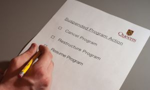 The new policy sets steps for suspending admissions. to programs.