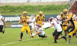 The Gaels' toughest games will come against Western, Guelph and McMaster. Queen's topped the Marauders 31-24 on Monday.