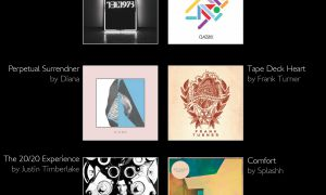 The Journal Staff's go-to albums, from Tegan and Sara to Classixx.