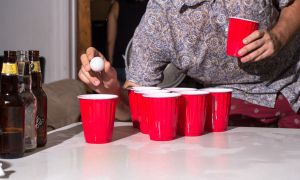 Alcohol violations in residences during orientation week dropped this year.