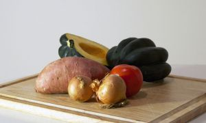Vegans don't eat any animal products, making vegetables an important part of their diet.