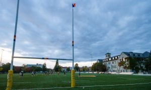 Last October, the Gaels fell 10-6 to Guelph in the OUA championship. They're one win away from returning to the title game.