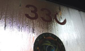 Studio 330 offers yoga by donation for all levels of practice.