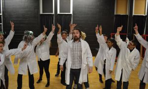The Kingston Meistersingers presents Young Frankenstein, a musical full of innuendo.