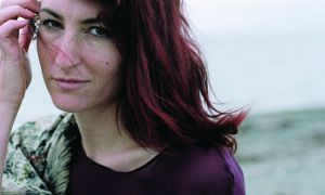 The songstress played at Wolfe Island Music Festival this year.