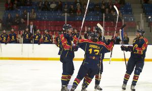 Queen's was originally slated to play Ryerson on Saturday night, but ended up claiming two points via forfeit.