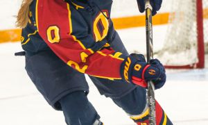 The Gaels sit first in the OUA in power play percentage.