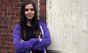 Joanna Tinus, ArtSci '14, is this year's director of Queen's Step Crew. The Crew performs around 10 to 14 times a year.