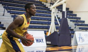 Roshane Roberts scored 19 points against Brock on Saturday.
