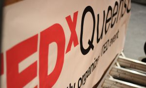 The annual TEDxQueensU event encourages the Queen's community to come together and share ideas about education.
