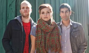 Rural Alberta Advantage have been compared to a hybrid of Neutral Milk Hotel and Arcade Fire.