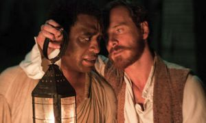 '12 Years a Slave' follows the story of Solomon Northup.