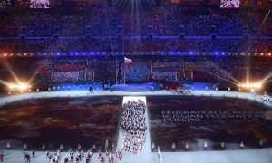 The Sochi Olympics are raising questions about the true cost of major sporting events.