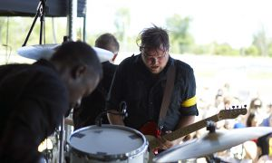 Wildlife played Wolfe Island last summer.
