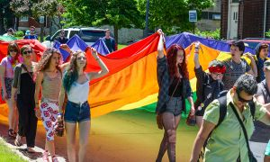 Kingston held its 25th annual Pride Parade on June 15.