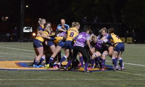 The Gaels' plus-224 point differential was best among the OUA's ten teams