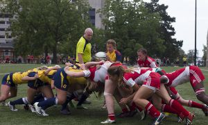 Queen's failed to repeat as provincial champions, falling to the Guelph Gryphons in the OUA semi-final.