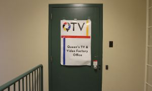 On Monday, the AMS announced plans to merge Queen's TV, Yearbook & Design Services and Convocation Services into the single service Studio Q, effective May 1.