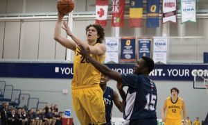 This weekend, the Gaels will face Windsor (8-4) and Western (8-5), the two top teams in the West.
