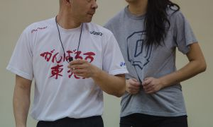 Michael Ling joined the Gaels as head coach this summer after 14 years as an assistant coach with the Alberta Pandas.