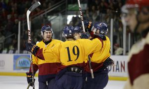Four Gaels scored in Queen's 5-1 blowout victory over RMC in the 29th annual Carr-Harris Cup.