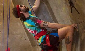The Boiler Room played host to the annual Queen's Climbing Club (QCC) competition this past weekend.