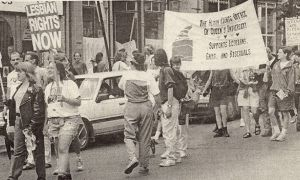 Kingston's Pride Celebrations in 1993