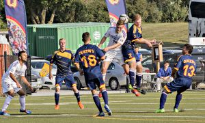 The Gaels currently sit at 5-2-3, good for third in the OUA East.