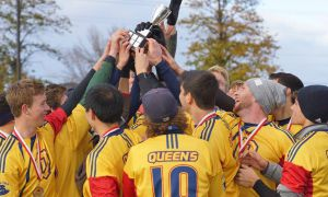 Just last weekend, Queen's men's ultimate team won the Canadian University Ultimate Championship, their first in over a decade.