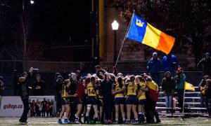 After winning 27-13, the Gaels clinches a spot in the national championship final.