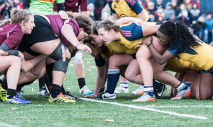 Queen's earned their first CIS silver medal in women's rugby.