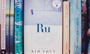 Kim Thuy's Ru, a novel about the Vietnamese migrant experience.
