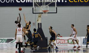 The Gaels are currently 6-1 and atop the OUA East.