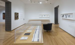 The Ways of Reading exhibition will be at the Agnes Etherington Art Centre this winter semester.