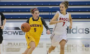 After two losses this weekend, the Gaels remain atop the OUA East.