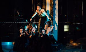 Macbeth, the School of Drama and Music's Winter Major, will be playing at the Isabel Bader Centre until Feb. 11.
