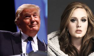 Contemporary pop superstar Adele recently called out presidential hopeful Donald Trump for using her song at one of his rallies.