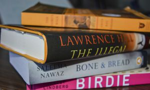 Four of the five books CBC recommends all Canadians should read.