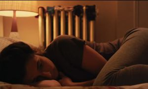 A still from Gillian Robespierre's film Obvious Child.